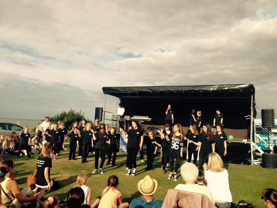 Summer School Kent School of Performing Arts Regatta